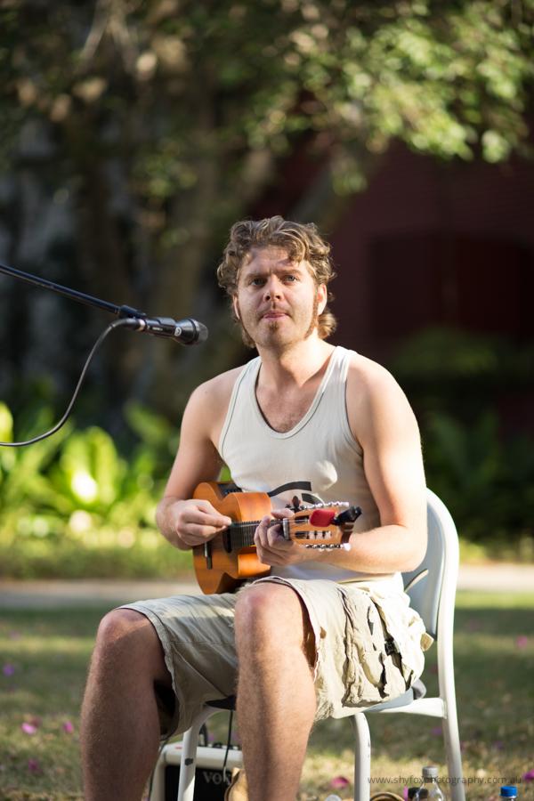 Brisbane Portrait Photography. Buskers and Musicians