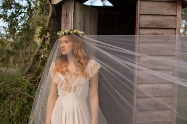 Bush Bride 1 | www.shyfoxphotography.com.au