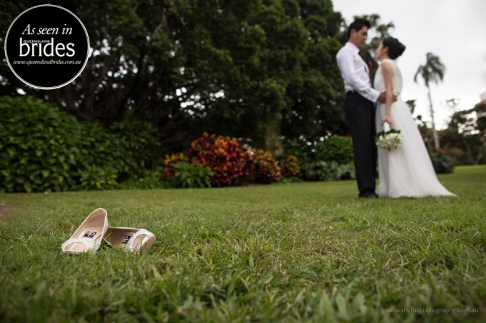 Springing into Queensland Brides with a bit of creativelicence