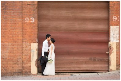 City Wedding   Shy Fox Photography