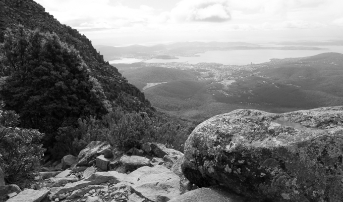 Exploring Mount Wellington
